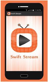 تحميل تطبيق Swift Stream APK