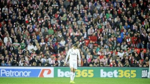 Trong 3 lần đến San Mames gần nhất, Ronaldo đã không ghi bất cứ bàn thắng nào