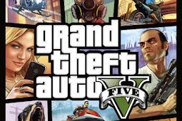 Grand Theft Auto V [19.3 GB] PS3 HAN