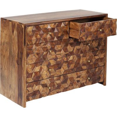 dizajnový nábytok Reaction, nábytok z masívu, drevený nábytok
