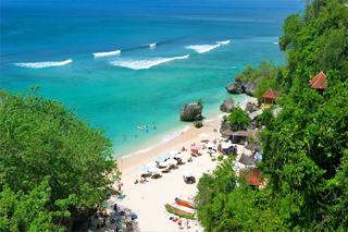 Padang Padang Beach | Sunia Bali Tour