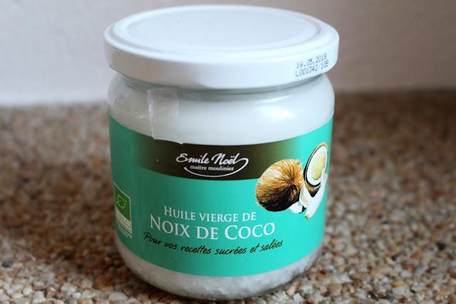 avis huile de coco cheveux décolorés