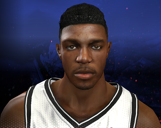 NBA 2K14 Joe Johnson Face & Hair Update
