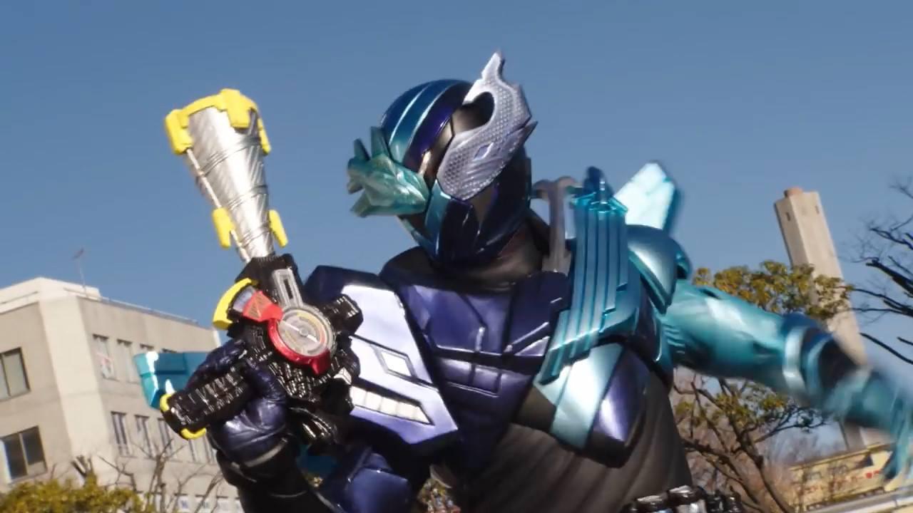 Kamen Rider Build Raising The Hazard Level 7 Best Matches Spinner Iron Hiro Whale Jet