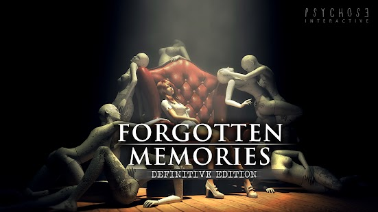 Forgotten memories Apk+Data Free on Android Game Download