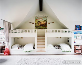 Children's Room Designs For Small Spaces 8