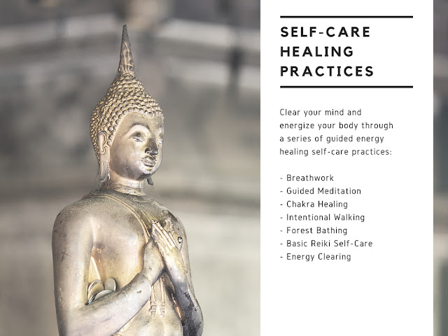 Self-Care Energy Healing Practices