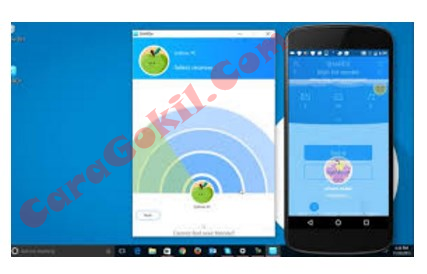 Mengirim File Smartphone Ke PC/Laptop Via Wifi