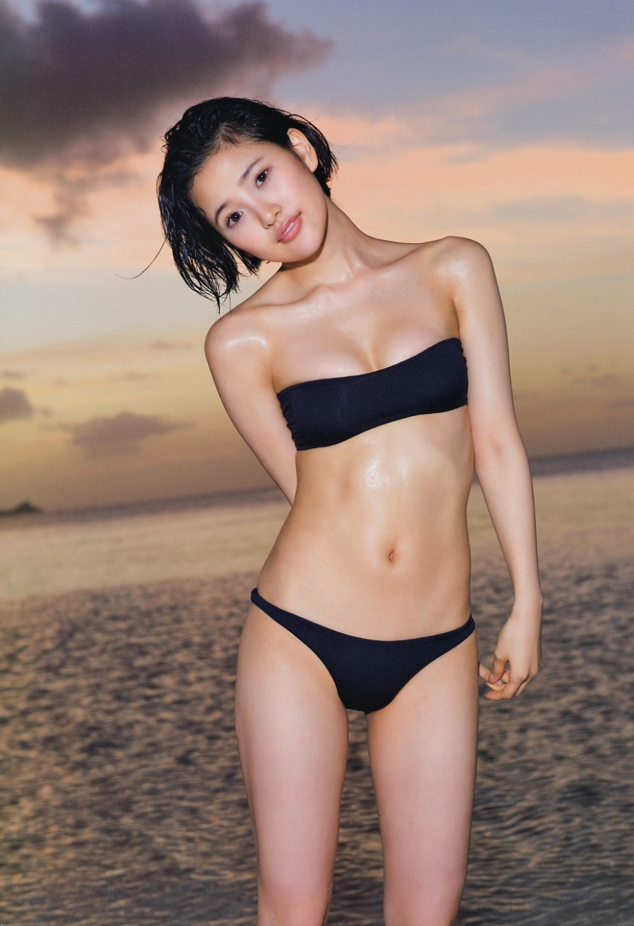 Kodama Haruka 兒玉遥 HKT48, UTB Magazine Vol.244 Gravure