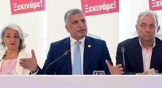 Υποψήφιος δήμαρχος Αθηναίων ο Γιώργος Πατούλης;