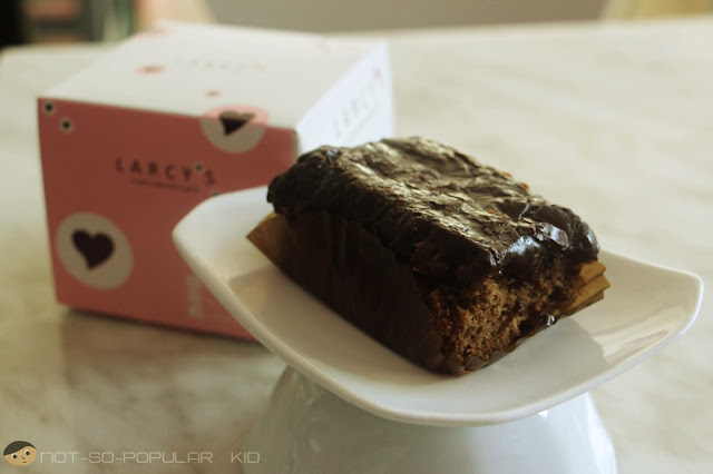 Beloved Choco Oatmeal Fudge in Larcy's