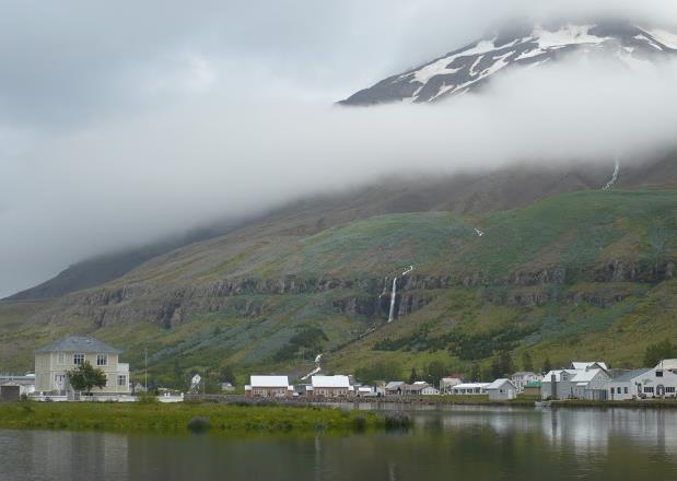 fiordo orientale Seyðisfjörður