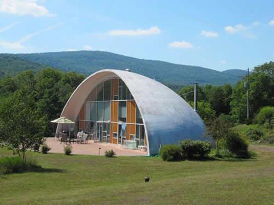 8 contoh bentuk atap kubah