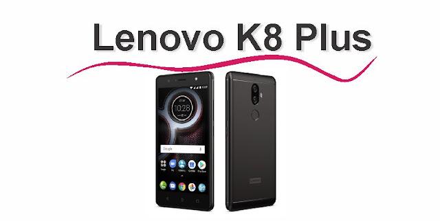 K8 Plus Lenovo