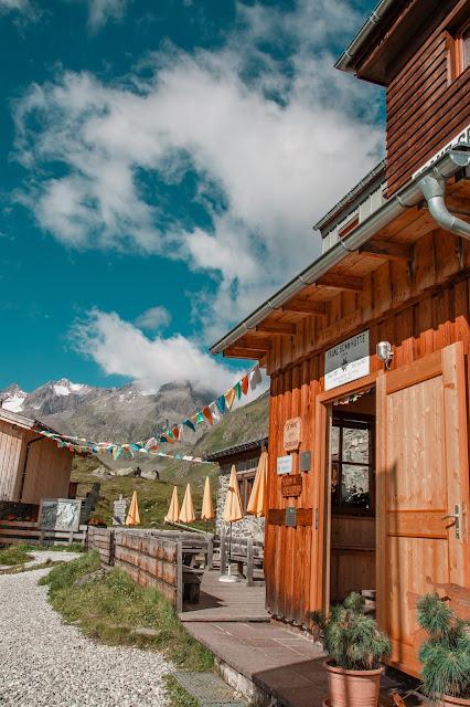 Wanderung Stubaital Franz-Senn-Hütte Rinnensee Wanderung-Stubai 07
