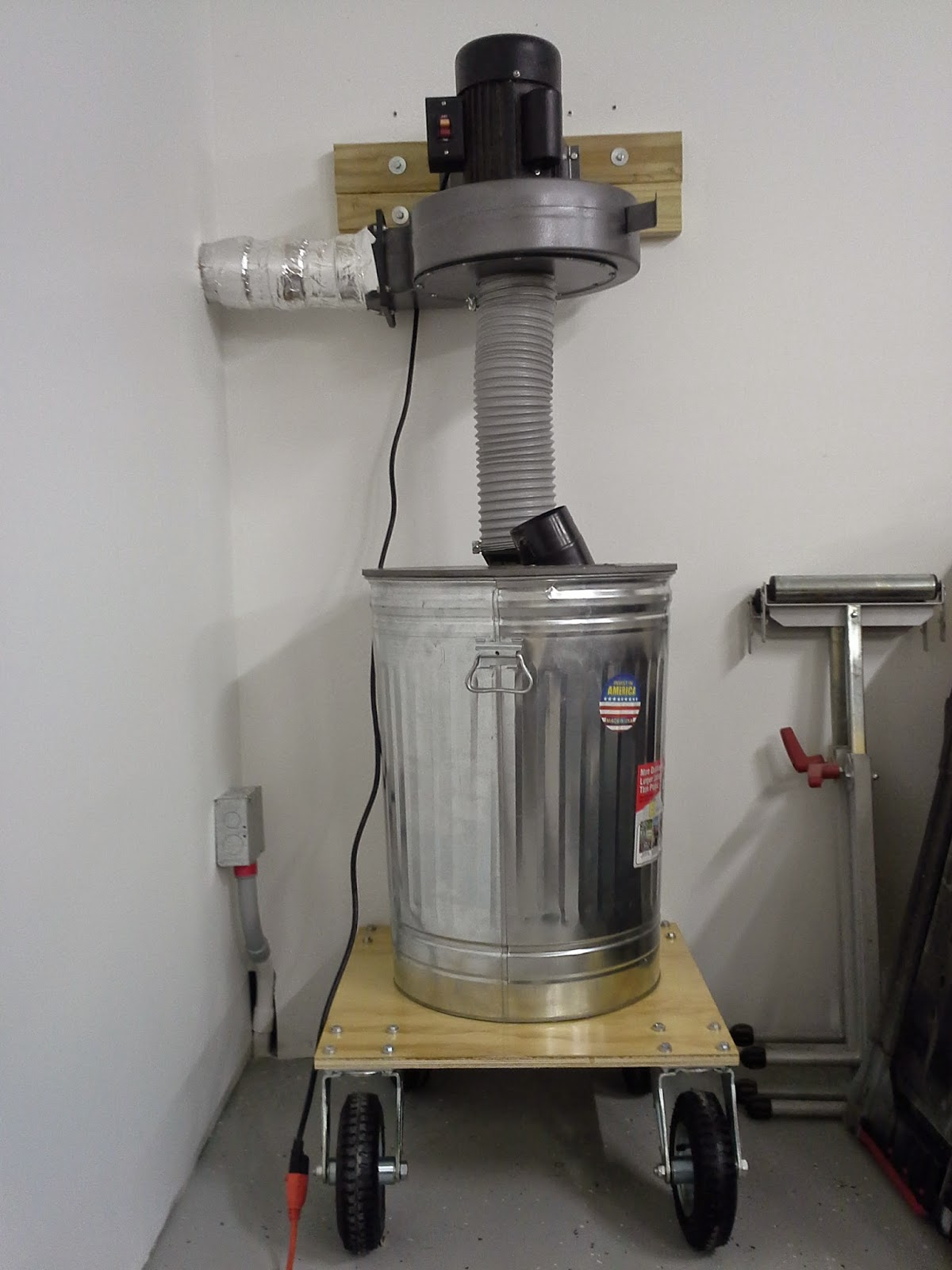 Harbor Freight Dust Collector Pictures to Pin on Pinterest ...
