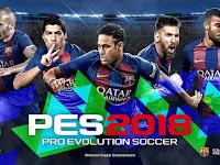Spesifikasi Dan Tanggal Rilis Pro Evolution  Soccer 2018 (PES)