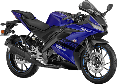 Top 10 bikes in India,Yamaha R15 V3