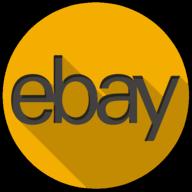 ebay colorful button