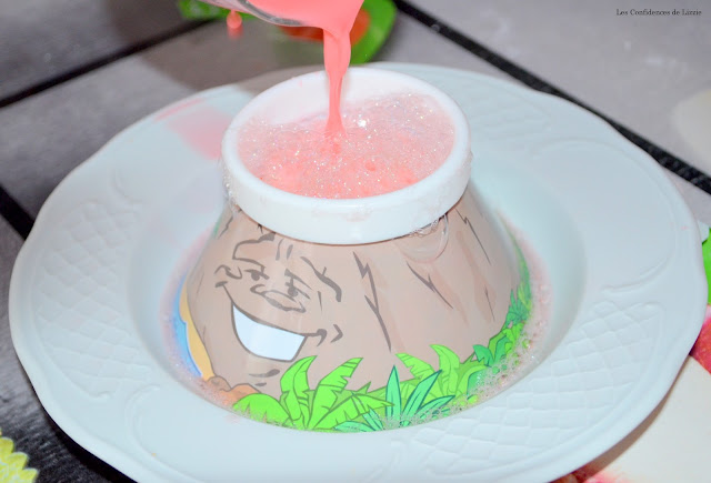 kit - activité ludique - activité créative - activité manuelle - box pour enfants - enfants - connaissances - volcans