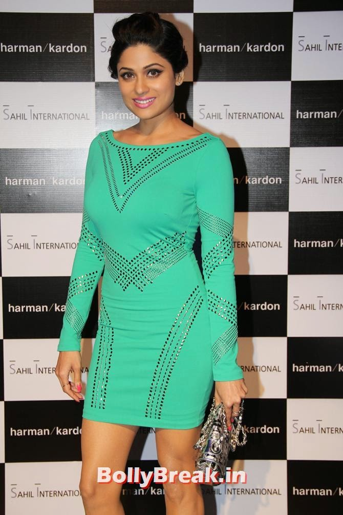 Shamita Shetty, Jacqueline, Shriya, Richa Chadha at luxury brand launch