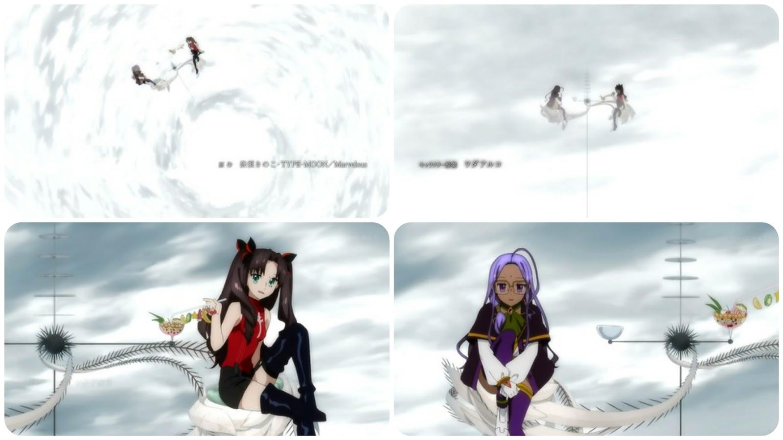 Anime Nikki: [Fate/Extra: Last Encore] Episode 10 impressions