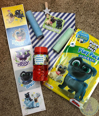 Puppy Dog Pals Birthday Party