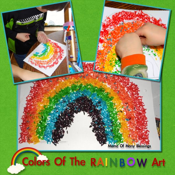 St Patrick Day Art Projects