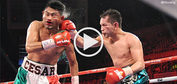HIGHLIGHTS: Nonito Donaire vs. Cesar Juarez (VIDEO) Fight of the Year?