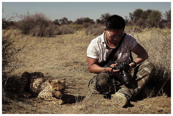馬賽Kyo非洲之旅