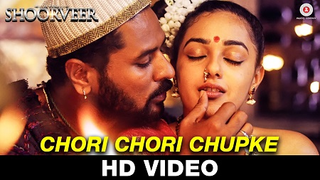 Chori Chori Chupke Ek Yodha Shoorveer New Bollywood Video Songs 2016 Prabhu Deva and Nitya Menon