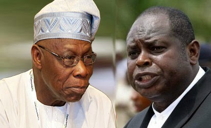 Obasanjo and Alamieyeseigha