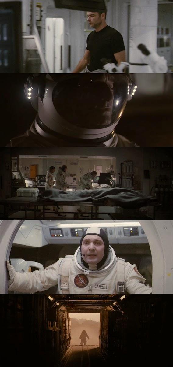 Los Últimos Días en Marte DVDRip Latino