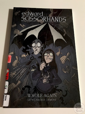 Edward Scissorhands Volume 2: Whole Again book cover