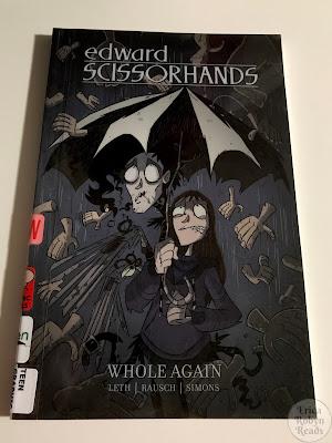 Edward Scissorhands Volume 2: Whole Again book cover