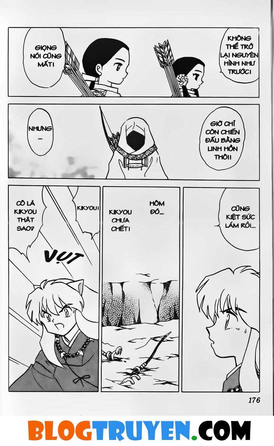 Inuyasha vol 31.10 trang 9