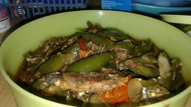 Resep ikan peda cabe ijo ala rumah makan ciwidey