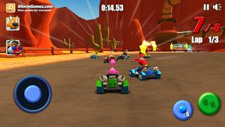 Game Yang Mirip CTR Di Android
