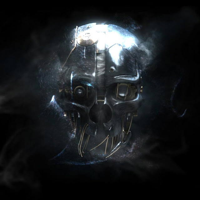 Dishonored Mask Wallpaper Engine