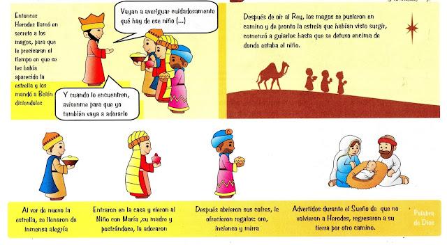 Cursillos De Cristiandad De Alcalá Ya Vienen Los Reyes Magos