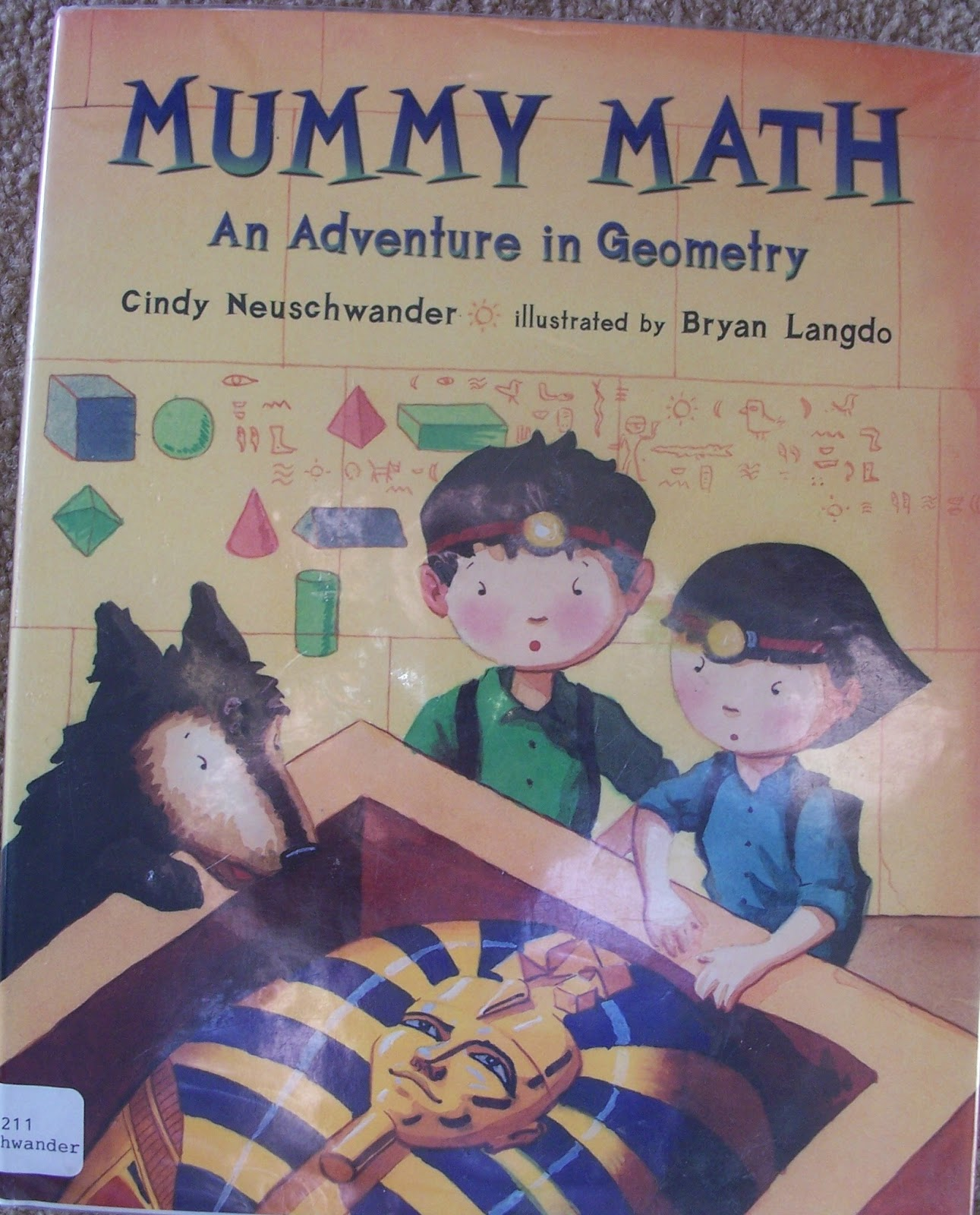 Crafty Moms Share Math Lessons Egyptian Math Pyramids