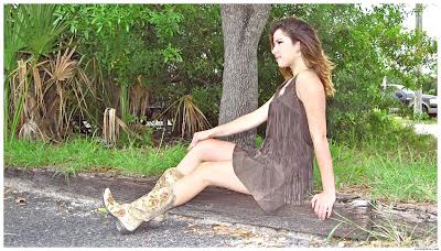 botas vaqueras para mujer cuadradas