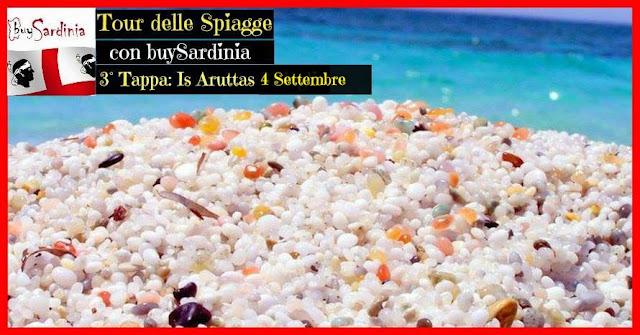 foto tour delle spiagge con buySardinia - is Aruttas