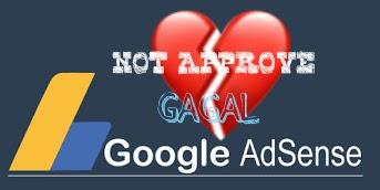 Cara Mengatasi Penolakan Google Adsense Paling Ampuh
