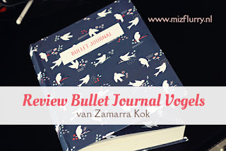 Review Bullet Journal Zamarra Kok
