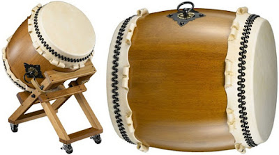 Taiko musical instrument of traditional Japan - berbagaireviews.com