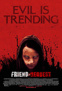 Friend Request 2016 Dual Audio Hindi 720p BluRay 800MB