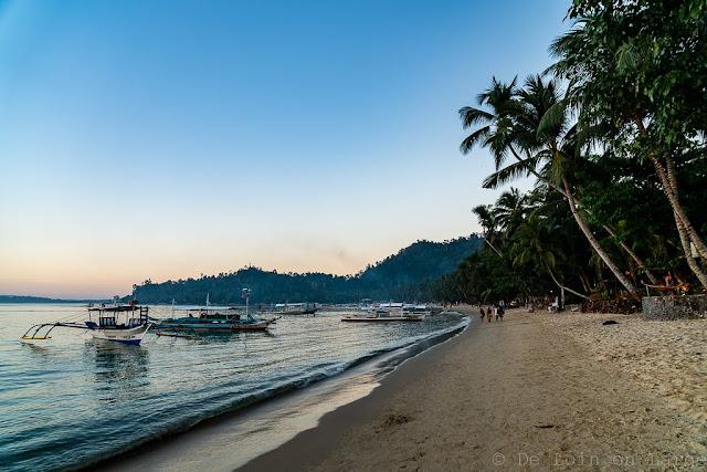 Palawan-Port Barton-Philippines