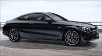 Đánh giá xe Mercedes AMG C43 4MATIC Coupe 2019