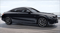 Mercedes AMG C43 4MATIC Coupe 2019